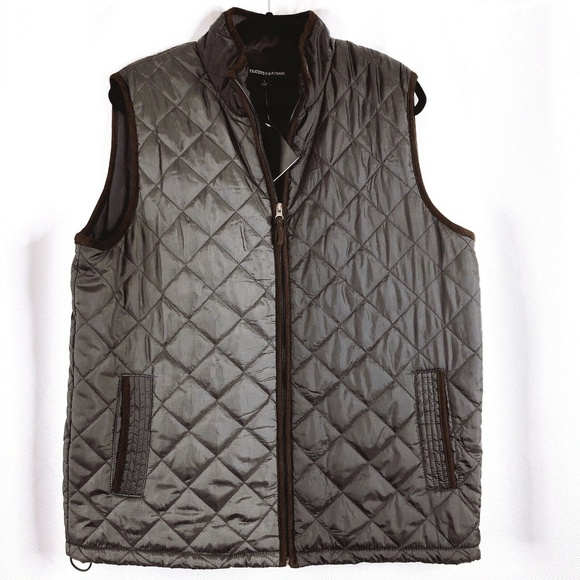 Tricots St. Raphael Other - TRICOTS St. Raphael Mens L Quilted Puffer